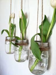 hanging wall vases wandvase