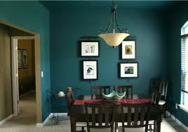 Dining Room Color Schemes Inviting Home Design - Dining room paint colors dark wood trim