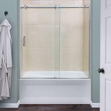Glass Tub Doors Bathtub Sliding Doors Shower Stall Shower Glass ...