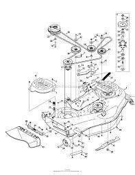 Troy bilt 17arcacp011 mustang 50 xp 2014 parts diagram