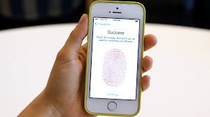 Iphone 6 By Fingerprint lifting Touch Still Fooled Id Scitech 6BqW6UwH