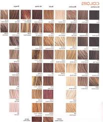 Blonde Hair Color Chart Light Strawberry Blonde Hair Color