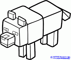 Small Picture Free Coloring Pages Of Minecraft Stampy Cat 4385 Bestofcoloringcom