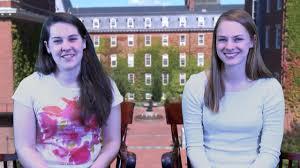 Road To Graduation: Alicia Swearingen (Holy Cross Athletics) - YouTube