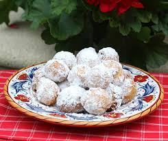 Castagnole For Carnivale Italian Food Forever