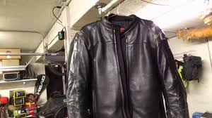 gear review dainese zen evo alpinestars brera jacket