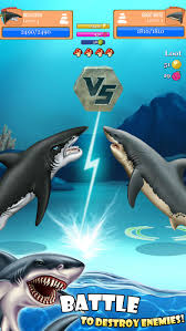 shark world sharks jurassic animal battle games on the app store iphone screenshot 2