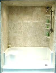 one piece bathtub shower combo one piece bathtub shower unit one piece shower surround tremendous one