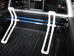 DIY truck bed bike rack | What a cool idea! | Truck bed bike rack ...
