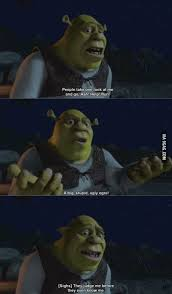 Shrek Quotes Cool Shrek Was So Deep To Understand As A Kid Dreamworks Pinterest