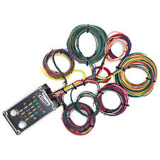 20 circuit waterproof wire harness kwikwire com electrify your ride speedway 20 circuit wiring harness 20 circuit waterproof wire harness