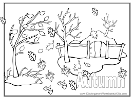 The Most Brilliant Autumn Coloring Pages Printable intended for ...