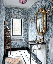 Best Powder Rooms Images On Pinterest Room Bathroom Ideas