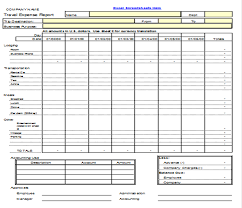 travel expense template excel spreadsheets help travel expense report template