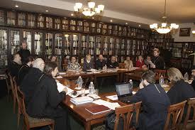Защита дипломных работ в Сретенской семинарии Православие ru Защита дипломных работ в Сретенской семинарии