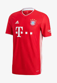 In den saisons 2012/13 sowie 2019/20 gelang dem fc bayern münchen mit dem gewinn der champions league, meisterschaft und. Adidas Performance Fc Bayern Munchen Home Trikot Vereinsmannschaften Fcbtru Rot Zalando De