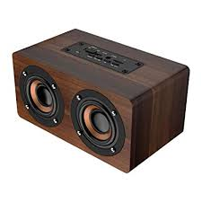 Image Nutritionfood Fosa Wooden Bluetooth Speaker Retro Portable Wireless Speaker With Fm Radio Clock Alarm For Office Amazoncom Amazoncom Fosa Wooden Bluetooth Speaker Retro Portable Wireless