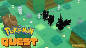 3 Mystical Legendary Pokemon in 1 Cooking Pot | Pokemon Quest Legendary  Recipes - YouTube
