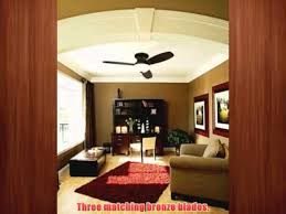 52 possini euro encore bronze hugger ceiling fan