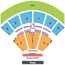 Glen Helen Amphitheater Seating Chart Glen Helen Amphitheater Seating Chart Elcho Table