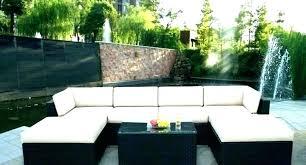patio furniture cushion slipcovers elegant patio chair
