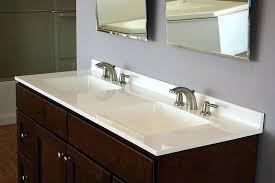 gallery 55 inch bathroom vanity top