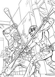 Small Picture GI Joe Snake Eyes Combat Practice Coloring Pages Batch Coloring