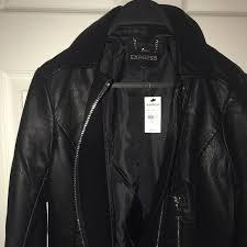 express leather jacket for men