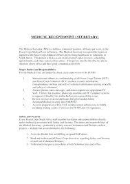 Resume Examples For Receptionist Sample Resumes For Receptionist Sample Resume Receptionist Daycare 65