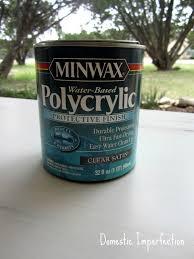 polycrylic the new polyurethane