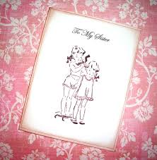 to my sister card sweet vintage image wedding card Wedding Cards Messages For Sister like this item? wedding cards messages for sister
