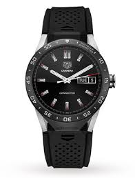 luxury swiss watches goldsmiths tag heuer connected mens watch