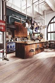 Interior Design Categories Cool Loft Kitchen Spaces Home House Interior Decorating Design