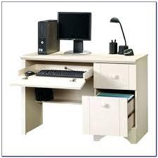 desk sauder harbor view corner computer desk antiqued paint finish sauder harbor white desk sauder