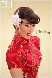 how to create a pinup 1940 s 1950 s makeup tutorial by florina the