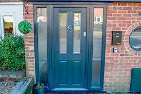 sliding doors and composite front door wokingham berkshire