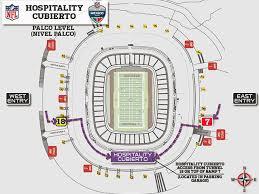 Azteca Stadium Hospitality Nfl Com