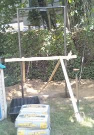 Backyard Pull Up Bar Plans  Home Outdoor DecorationBackyard Pull Up Bar Plans