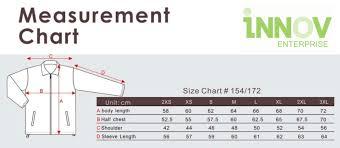 Varsity Jacket Size Chart Smi Sj172 Varsity Jacket Series Size Chart Innov