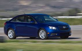 2012 Chevrolet Cruze Eco First Test - Motor Trend