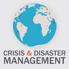 نتيجة بحث الصور عن Crisis and Disaster Management Unit