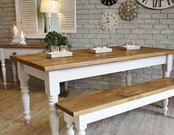 Ceramic Tile Flooring Kitchen Rustic Kitchen Table With Bench Teak Laminate Bar Top White