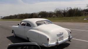 1951 Chevy Chopped Cruising - YouTube