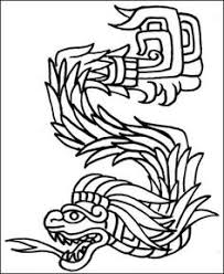 Small Picture 15th Maya Month Muwan Coloring page Precolumbian Art