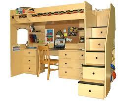 loft desk combo ikea bunk beds stupendous stora diy with plans office