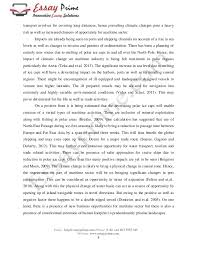 essay on climate change co essay on climate change