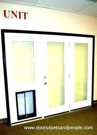 french door with pet door cat door for french door cat door install cat door for