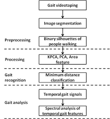 A Flow Chart Of Gait Analysis And Recognition Download