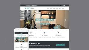 Business Portfolio Template Free Business Portfolio Bootstrap Html5 Template Business