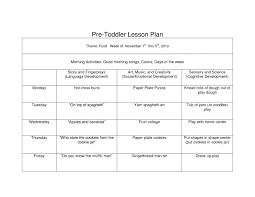 Lesson Plans Template Free Creative Curriculum Lesson Plan Template Image Result For